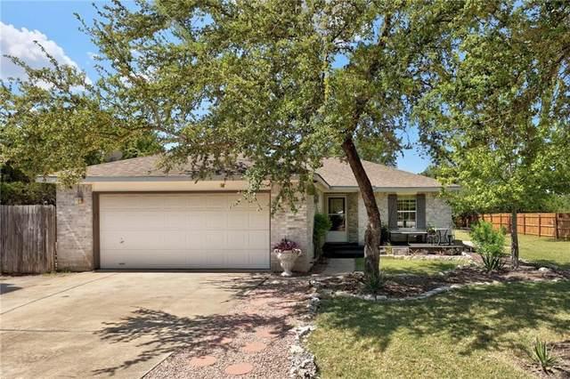 7802 Frontier Cv, Lago Vista, TX 78645 (#5787872) :: Lauren McCoy with David Brodsky Properties
