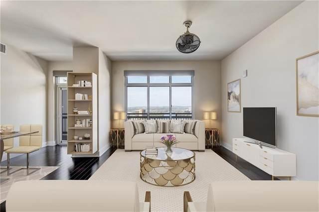 603 Davis St #1902, Austin, TX 78701 (#5791479) :: Front Real Estate Co.