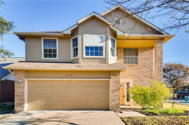 17201 Village Glen Cv, Pflugerville, TX 78660 (#5794392) :: RE/MAX Capital City