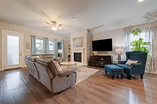 504 Inspiration Dr, Liberty Hill, TX 78642 (#5794779) :: Papasan Real Estate Team @ Keller Williams Realty