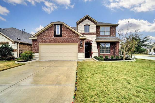 19801 Grail Hollows Cv, Pflugerville, TX 78660 (#5796925) :: Ben Kinney Real Estate Team