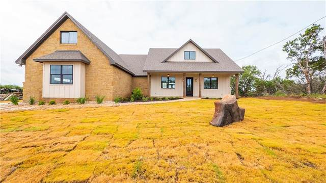 700 Gold Dust, Horseshoe Bay, TX 78657 (#5797454) :: Zina & Co. Real Estate