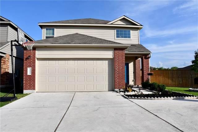221 Comet Dr, Jarrell, TX 76537 (#5797481) :: Papasan Real Estate Team @ Keller Williams Realty