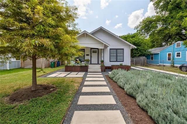 1611 Holly St, Austin, TX 78702 (#5797681) :: Papasan Real Estate Team @ Keller Williams Realty