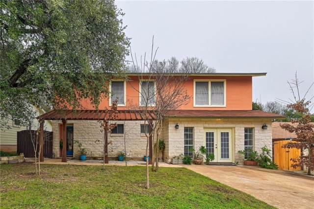 3504 Tyrone Dr, Austin, TX 78759 (#5798435) :: The Heyl Group at Keller Williams