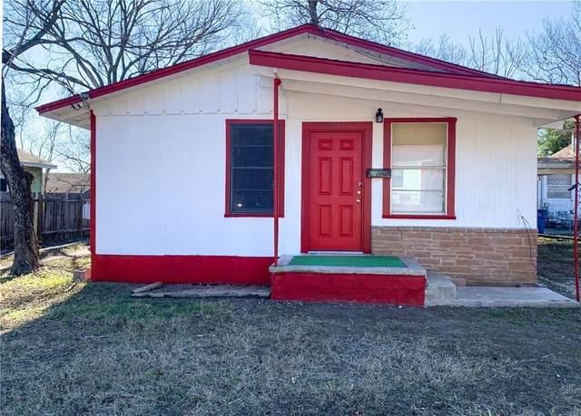 2601 E 18th St, Austin, TX 78702 (#5798530) :: Tai Earthman | Keller Williams Realty
