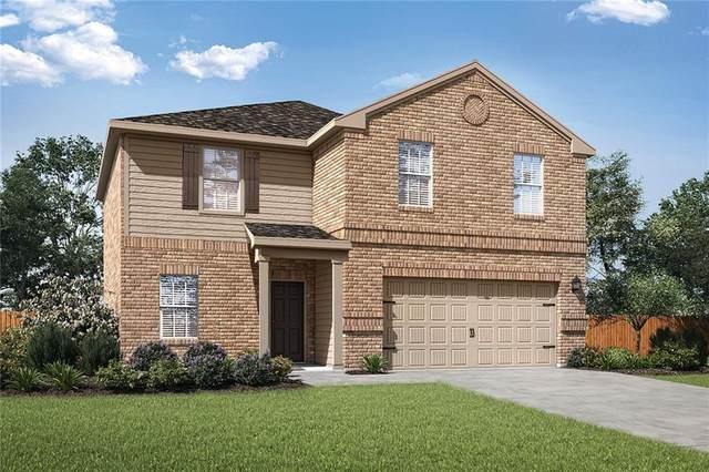 105 Hyacinth Way, Jarrell, TX 76537 (#5800207) :: The Perry Henderson Group at Berkshire Hathaway Texas Realty