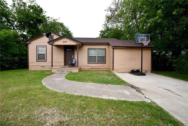 602 Valley Rd, Killeen, TX 76541 (#5804868) :: Papasan Real Estate Team @ Keller Williams Realty
