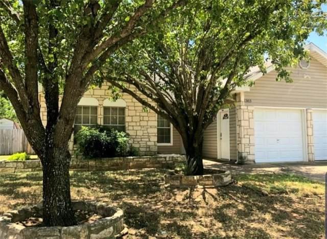 1303 York Castle Dr, Pflugerville, TX 78660 (#5805784) :: Service First Real Estate