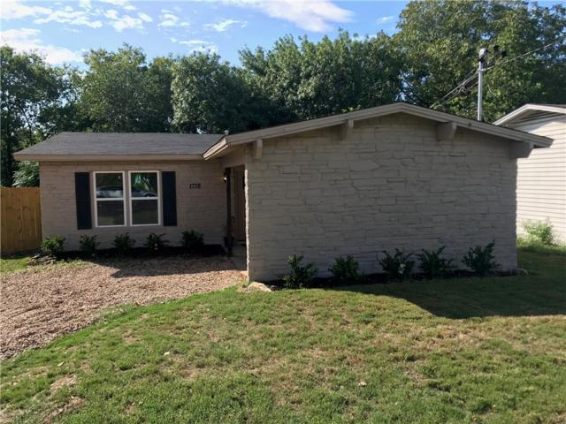 1718 Hillcrest Ln, Austin, TX 78721 (#5806024) :: Amanda Ponce Real Estate Team