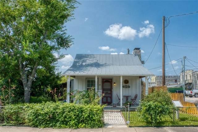 308 S Pierce St, Burnet, TX 78611 (#5806338) :: Papasan Real Estate Team @ Keller Williams Realty