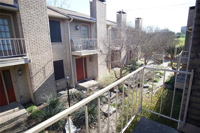 810 Banister Ln #858, Austin, TX 78704 (#5806456) :: The Summers Group