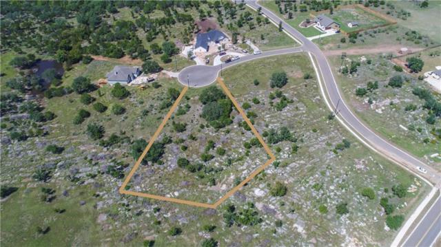 Lot 24 Hidden View Trl, Marble Falls, TX 78654 (#5806772) :: Watters International