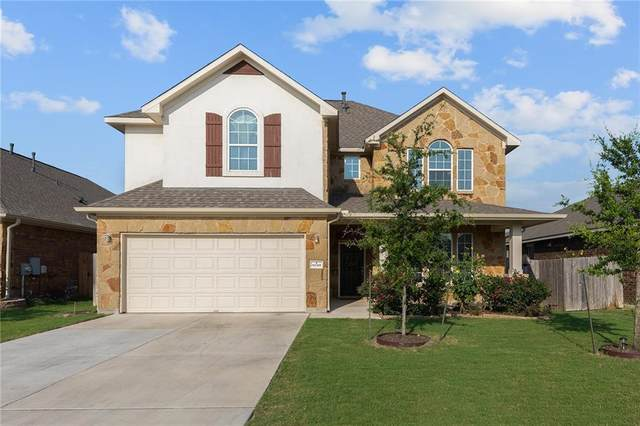 8049 Arezzo Dr, Round Rock, TX 78665 (MLS #5811859) :: Green Residential