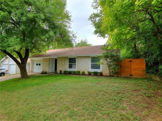 1106 Crown Oaks Dr, Austin, TX 78753 (#5812579) :: Papasan Real Estate Team @ Keller Williams Realty