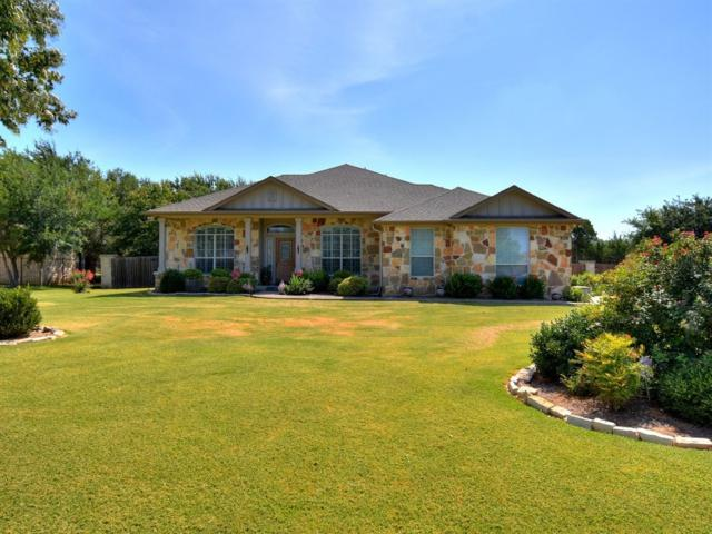 641 Speed Horse, Liberty Hill, TX 78642 (#5813348) :: 12 Points Group