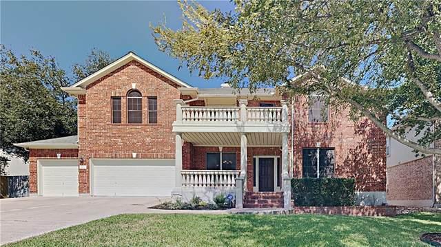 3982 Lord Byron Cir, Round Rock, TX 78664 (#5813546) :: Papasan Real Estate Team @ Keller Williams Realty