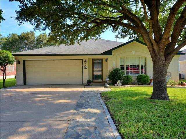 7040 Rambollet Ter, Round Rock, TX 78681 (#5813642) :: The Perry Henderson Group at Berkshire Hathaway Texas Realty