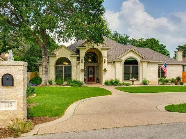 113 Tellus St, Lakeway, TX 78734 (#5815275) :: Papasan Real Estate Team @ Keller Williams Realty