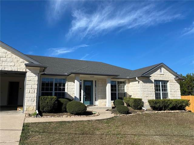 3906 Rockwood Dr, Lago Vista, TX 78645 (#5815632) :: The Perry Henderson Group at Berkshire Hathaway Texas Realty