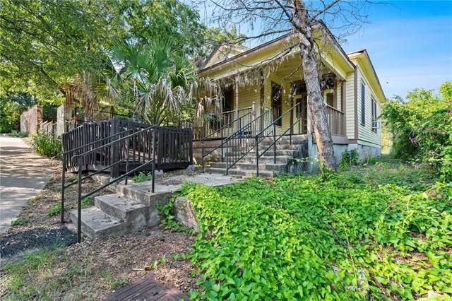 1008 E 8th St, Austin, TX 78702 (#5818959) :: First Texas Brokerage Company
