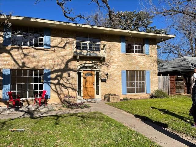 2506 Roxmoor Dr, Austin, TX 78723 (#5822384) :: Realty Executives - Town & Country