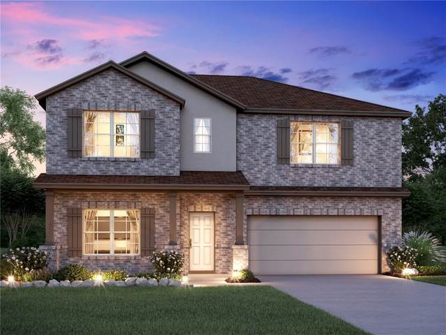 332 Bright Star Ln, Georgetown, TX 78628 (#5822938) :: The Summers Group