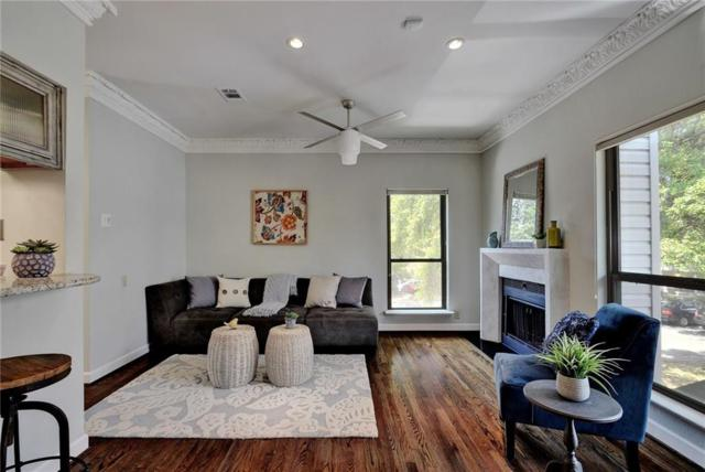 802 S 1st St #202, Austin, TX 78704 (#5824473) :: The Perry Henderson Group at Berkshire Hathaway Texas Realty