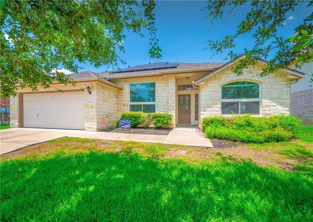 4408 Hidden Lake Xing, Pflugerville, TX 78660 (#5825195) :: Papasan Real Estate Team @ Keller Williams Realty