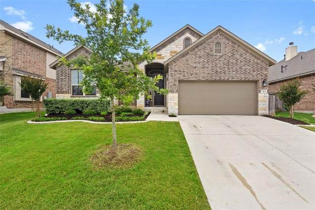 513 Blue Agave Ln, Georgetown, TX 78626 (#5826052) :: Lancashire Group at Keller Williams Realty