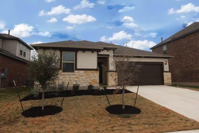 1421 Itzel Bnd, Leander, TX 78641 (#5829632) :: Papasan Real Estate Team @ Keller Williams Realty
