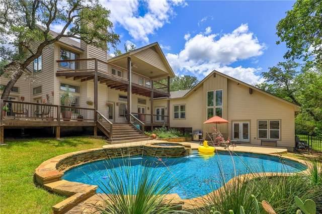 7111 Oak Shores Dr, Austin, TX 78730 (#5829700) :: Papasan Real Estate Team @ Keller Williams Realty