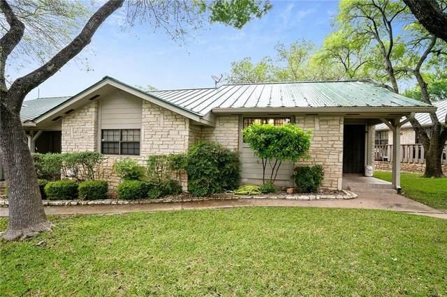 300 Poker Chip #5, Horseshoe Bay, TX 78657 (#5831224) :: Zina & Co. Real Estate