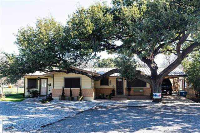 411 Avenue G, Marble Falls, TX 78654 (#5831743) :: 12 Points Group