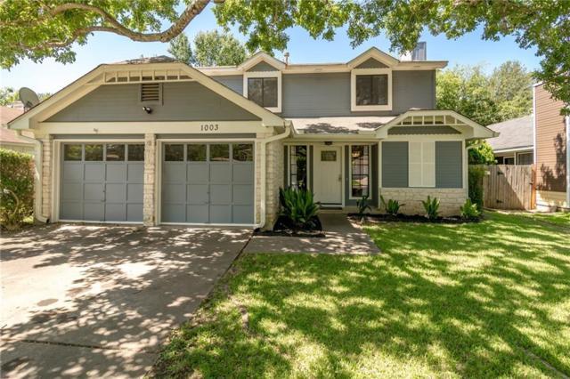 1003 N Wickfield Ln N, Austin, TX 78753 (#5834091) :: Papasan Real Estate Team @ Keller Williams Realty