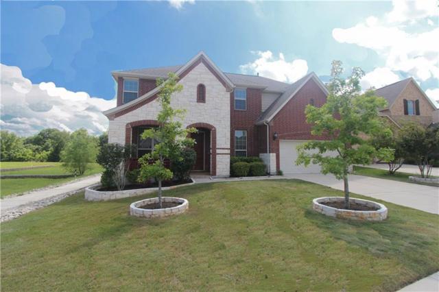 2417 Millbrook Loop, Leander, TX 78641 (#5834424) :: Ana Luxury Homes