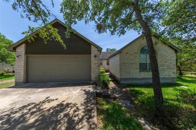 7 Deer Ridge Rd, Wimberley, TX 78676 (#5834494) :: Sunburst Realty
