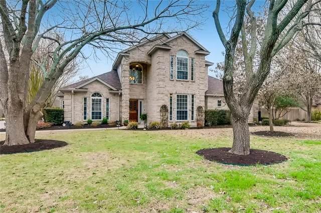 8 Stillmeadow, Round Rock, TX 78664 (#5835680) :: Zina & Co. Real Estate