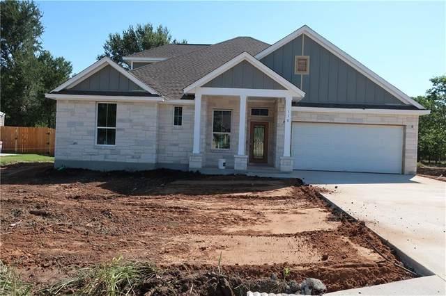 110 Koele Ct, Bastrop, TX 78602 (MLS #5837635) :: Vista Real Estate