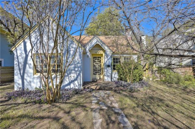 4404 Rosedale Ave, Austin, TX 78756 (#5839861) :: The Gregory Group