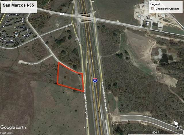 00 South Bound I-35 Service Road, San Marcos, TX 78666 (#5841178) :: Watters International