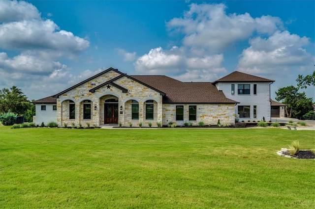 280 Whitney Woods Cir, Georgetown, TX 78633 (#5842559) :: Papasan Real Estate Team @ Keller Williams Realty
