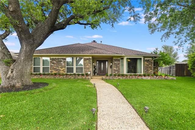 2823 N Surrey Dr, Carrollton, TX 75006 (#5844429) :: Papasan Real Estate Team @ Keller Williams Realty