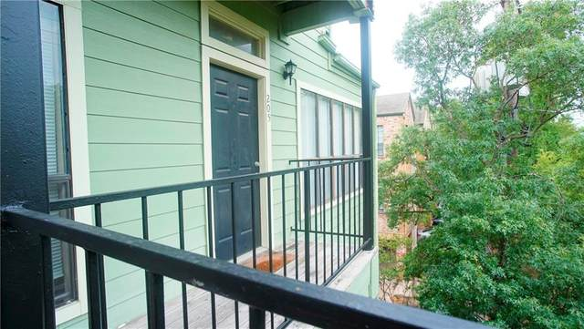 915 W 22 1/2 St #105, Austin, TX 78705 (#5846390) :: Front Real Estate Co.