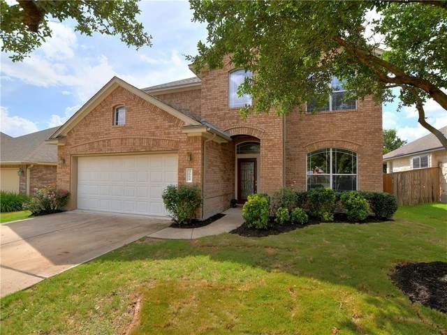 3664 Rosalina Loop, Round Rock, TX 78665 (#5847130) :: Papasan Real Estate Team @ Keller Williams Realty