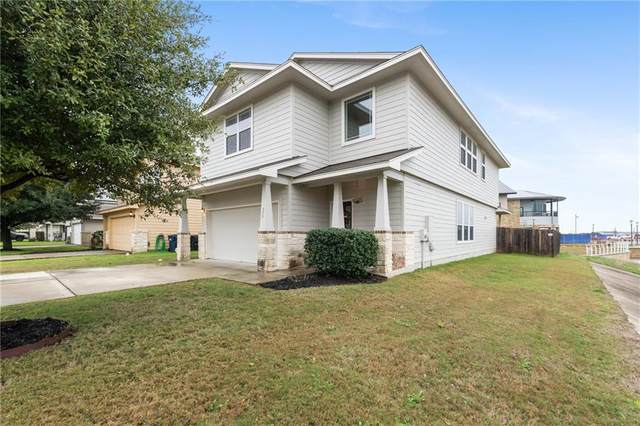 517 W Metcalfe St, Hutto, TX 78634 (#5847596) :: The Perry Henderson Group at Berkshire Hathaway Texas Realty