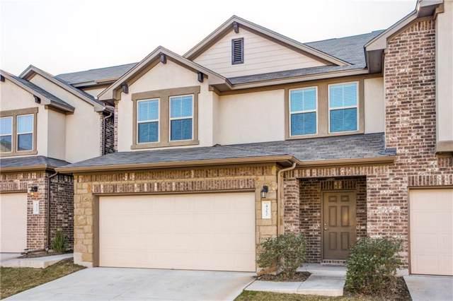 2304 S Lakeline Blvd #422, Cedar Park, TX 78613 (#5847942) :: RE/MAX Capital City