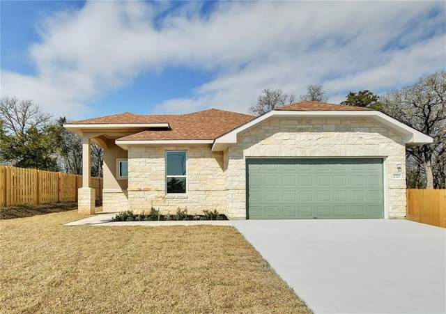 220 Coyote Ridge Dr, Cedar Creek, TX 78612 (#5849723) :: Realty Executives - Town & Country