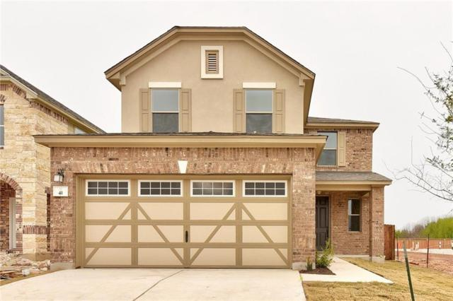 2950 E Old Settlers Blvd #41, Round Rock, TX 78665 (#5856795) :: KW United Group