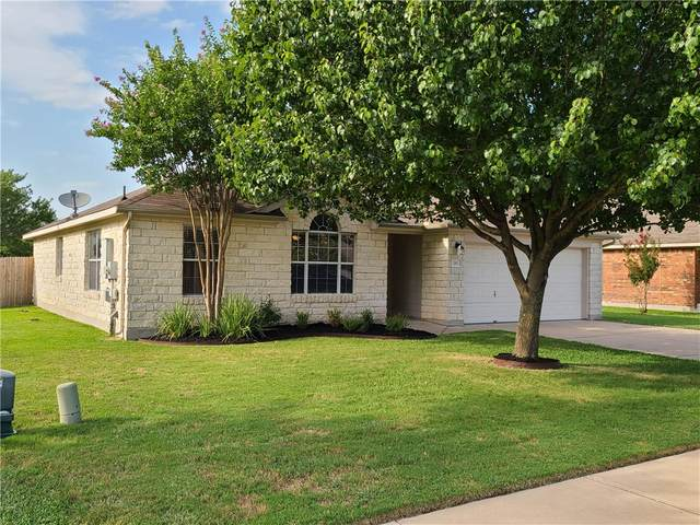 110 Swenson Dr, Hutto, TX 78634 (#5859746) :: Lucido Global